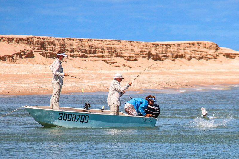 Barra Fishing Trips