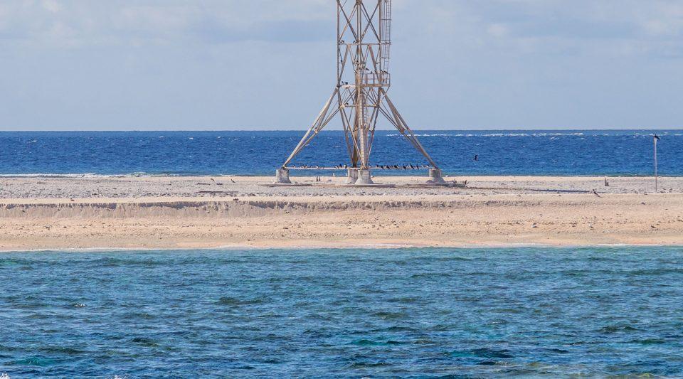 Saumarez Reef